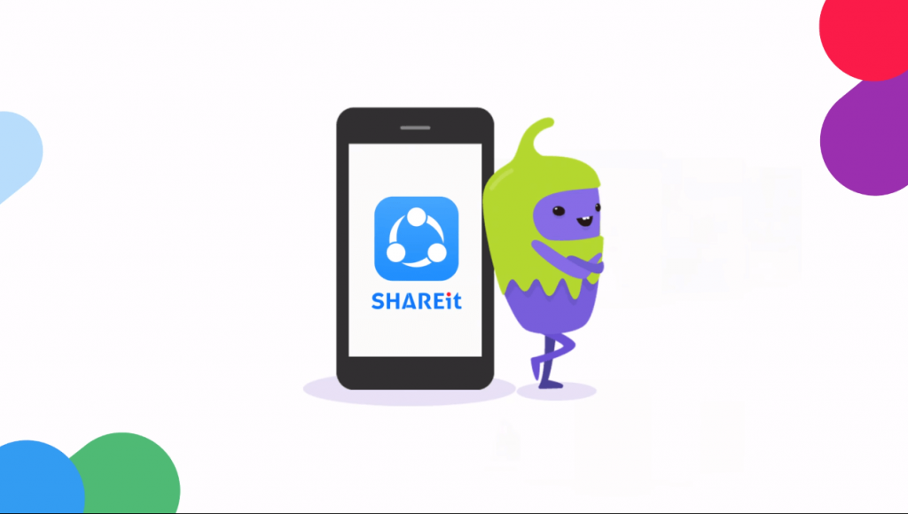 Download Shareit for PC For Faster File Transfer